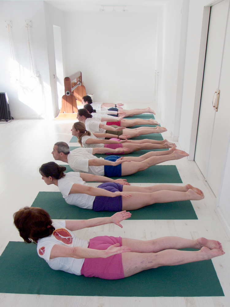 yoga la vaguada